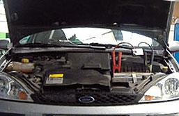 Garage peinture carrosserie redon voiture utilitaire for Garage du redon
